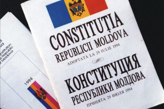 Конституции Молдовы