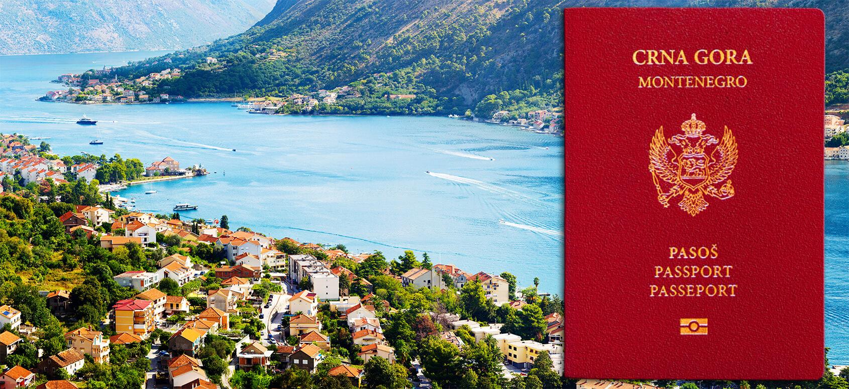 получение гражданства евросоюза через черногорию