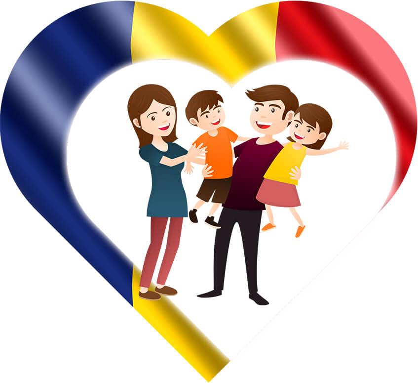 гражданство румынии для детей