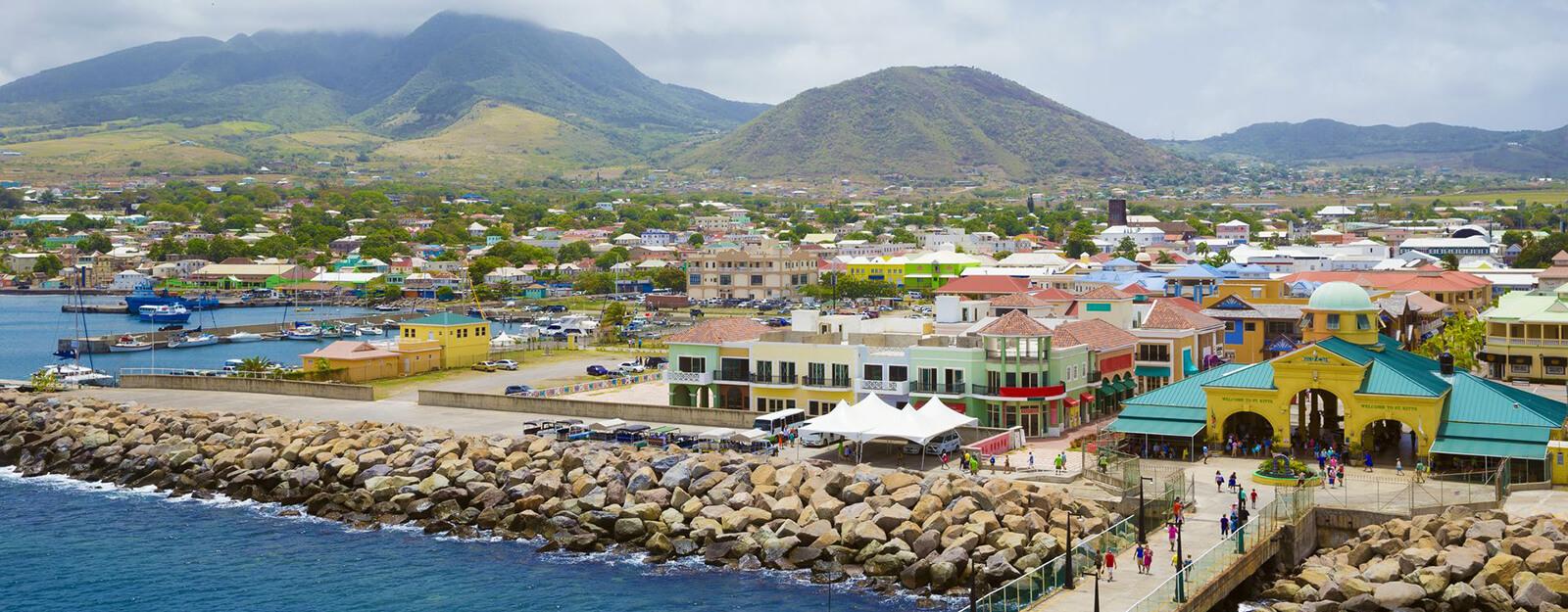 покупка гражданства Сент-Китс и Невис за инвестиции