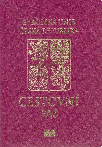 чешский заграничный паспорт